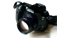 SMC Pentax-FA 1:1,8 77mm Limited